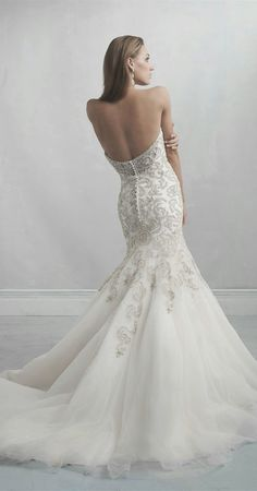 Allure Bridals Madison James Collection | bellethemagazine.com
