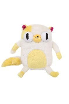 Adventure Time Cake Plush, Hot Topic.  Must get for E's halloween costume this year.