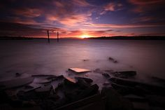 How to Use a 10-stop ND Filter to Take Long Exposure Sunset Images