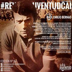 #LunesDeRevista! Les dejamos la edición número 16 de la #RevistaJuventudCAI. #RaulEmilioBernao