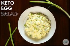 Keto Egg Salad Recipe - This recipe is easy to make and can be made with zero carbs.