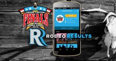Rodeo Results App.