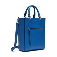 Small Maple   Porcelain Blue Small Classic Grain   Women   Mulberry Shop Around, Saved Items, Season Colors, Whats New, Cow Leather, Shoulder Strap, Brand New, Handbags, Classic