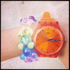 #Swatch #Disney ...