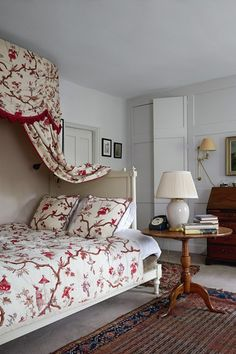 Discover bedroom design ideas on HOUSE - design, food and travel by House & Garden including the restored Georgian house of gilder Clare Mosley