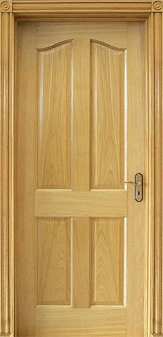 Flush Door Design, Single Door Design, Single Floor House Design, Wooden Glass Door, Wooden Front Door Design, Wood Front Doors, Bedroom Door Design, Door Design Interior, Modern Wooden Doors