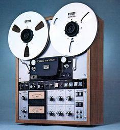 AKAI GX-400Dpro   1973 - 1975