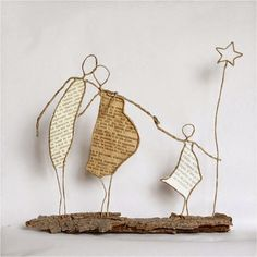 70 constructions of wire that you can make yourself!