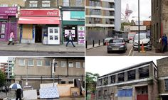 Shops boarded, buildings gutted and streets in a mess: The sorry side of Stratford that Olympic chiefs don't want you to see