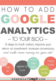 How to Add Google Analytics to Your Blog