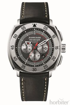 "628e07b510c 30′ (off) the wrist The JEANRICHARD ""208 seconds"" Aeroscope Pulseiras"