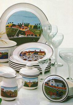 """Villeroy&Boch """"Design Naif"""" (Erdinç Bakla archive)"""