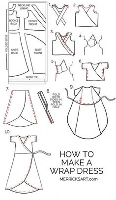 If you love sewing, then chances are you have a few fabric scraps left over. You aren't going to always have the perfect amount of fabric for a project, after all. If you've often wondered what to do with all those loose fabric scraps, we've … Dress Sewing Tutorials, Sewing Hacks, Sewing Tips, Tutorial Sewing, Sewing Blogs, Sewing Basics, Diy Couture Top, Sew Ins, Leftover Fabric