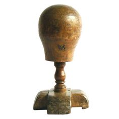 18th Century French Wig Stand   1stdibs.com