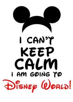 Disney Mickey Mouse I can't keep calm I'm going by XochitlMontana Funny Disney Shirts, Disney World Shirts, Disney World Vacation, Disney Vacations, Disney Trips, Disney Memes, Disneyland Shirts, Disneyland Vacation, Disney Travel