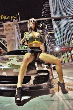 Miami Bastard DollsThe Sexy Killers by Johnny Zampa