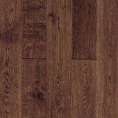 Robbins 3/4 in. x 5 in. Standard Length Longford Vintage Brown 21.70 sq. ft. Solid Hardwood-755VBZ - The Home Depot