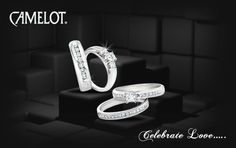 Camelot Bridal - Family owned since 1936, this Company manufactures everything under one roof, here in the United States. These beautifully crafted pieces are accompanied by a lifetime guarantee!