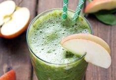 6. Green Apple Pie Smoothie #winter #smoothie #recipes http://greatist.com/eat/winter-smoothie-recipes