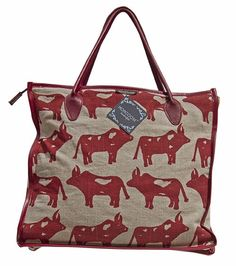 Mongoose Bags Handmade And Screen Printed In South Africa Africacrafttrust Org Za Textiles Weaving Craft Trust Pinterest