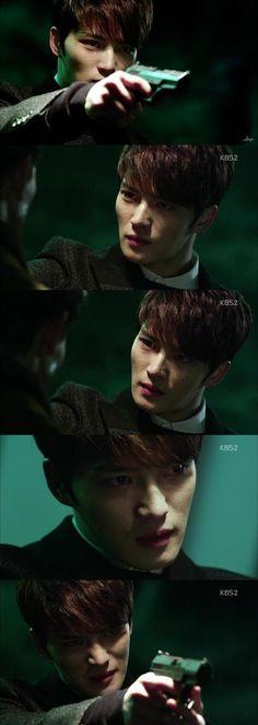 [NEWS] 150209 'Spy''s Kim Jae-joong, Yoo Oh-sung make stunning scene with fantastic chemistry! | JYJ3