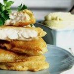 Το τελειο κουρκουτι για μπακαλιαρο, μαθε τα μυστικα! Dessert Drinks, Desserts, Cod Fish, Greek Recipes, Fish And Seafood, Salmon Burgers, Family Meals, Food To Make, Food Photography