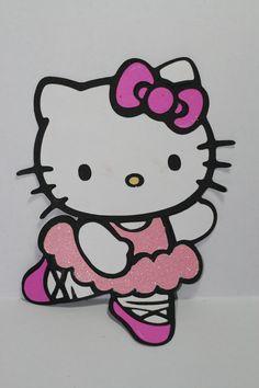 Hello Kitty Ballerina by Laura Merritt  iluvmynoah@yahoo.ca