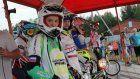 Наталья Афремова выиграла II этап Кубка России по ВМХ-спорту