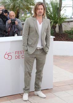 Brad Pitt Full Image