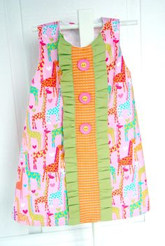 iveyc95: Panel Front A-line (with ruffles)