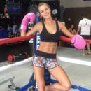 Muay Thai: o segredo da boa forma de Renata Kuerten