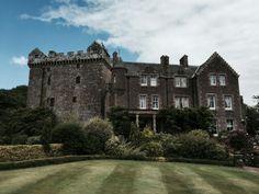 Comlongon Castle - Scotland