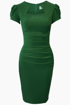 Gorgeous Green Dress...  elfsacks