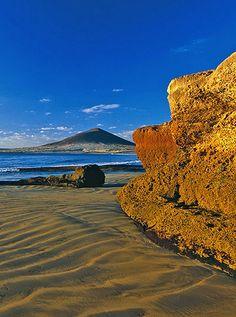 Playa del Medano, Tenerife, Islas Canarias, Spain.