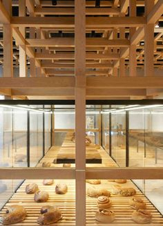 Gallery of UMASSIF/WITH Sanlitun Bakery in Beijing / B.L.U.E. Architecture Studio - 12