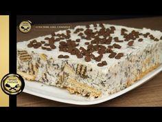 Chocolate Wafers, English Food, Delicious Chocolate, Tiramisu, Ice Cream, Ethnic Recipes, Desserts, Easy, Youtube