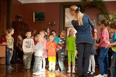 """Открытый урок театральной студии для детей в Иркутске """"Глаголь"""", 22.09.2012"""