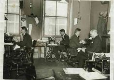 The latest in 1923 typewriters