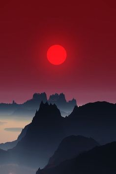Just a sunset in Japan somewhere...