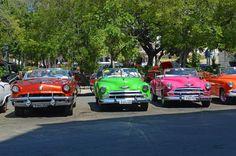 Old Cars Havana by Michael Gaylard · Wild Caribe