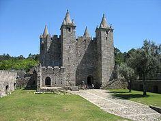 Castelo de Santa Maria da Feira – Wikipédia, a enciclopédia livre