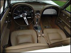1965 Chevrolet Corvette Convertible 327/350 HP, 4-Speed