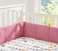 Hungry Caterpillar Crib Sheet