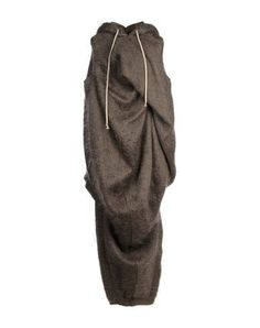 RICK OWENS Long dress. #rickowens #cloth #
