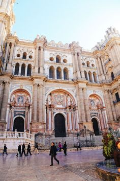 Photo Diary: A Jaunt Through The City of Malaga In Spain - Hand Luggage Only - Travel, Food & Photography Blog