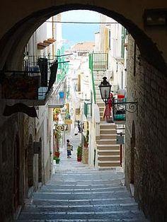 Vieste, Italy, Gargano, Foggia province, Open South Project