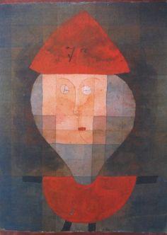 eclektic — Marionette Paul Klee