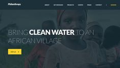 Nonprofit WordPress Theme Philanthropy 2016 free. Built in SEO. Multiple Slider Options. Donations Ready. Responsive and retina ready. Contact form
