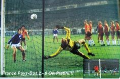 Histoire de la Coupe du Monde 1982 Retrospective de la Coupe du Monde 1982 Michel Platini