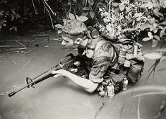 LRRP (Long Range Reconaissance Patrol and Long Range Surveillance) - Vietnam